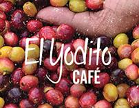 Cambio imagen digital Café El Yodito