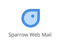 Sparrow Web Mail