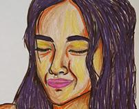 Marker sketch 2