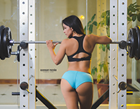 Shooting/Sesión  Howard Johnson Loja GYM