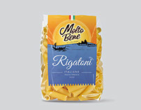 Molto Bene (Italian Pasta) Packaging