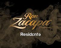 Residente - Ron Zacapa