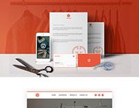 Grandee Tailoring - Branding/Web Design