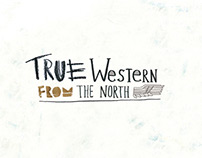 "Fanzine ""True western from the north"""