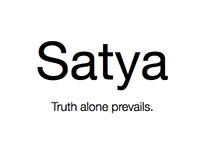 Satya for iOS