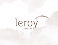 BRANDING • Leroy Viagens