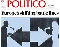 Politico Cover