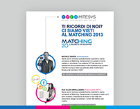 Mitesys / Corporate Newsletter / 2013