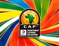 Championnat d'Afrique des Nations - Maroc 2018