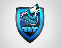 THT E-Sport Logo Design