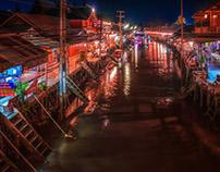 Amphawa - Thailand