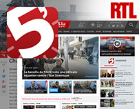 RTL 5 Minutes - Breaking news