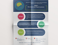 Print collateral for a Psychotherapy firm
