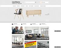 Prestashop Webdesign