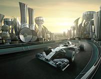 Petronas F1 2014
