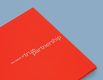 'The Nature of True Partnership' Coffee Table Book