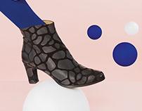 Lookbook Fall/Winter 2017, Fashion shoes