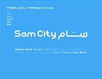 RTL-Sam City خط سام