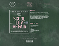방탄소년단 BTS - Skool Luv Affair