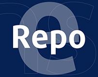 Free Font Repo | Шрифт Repo