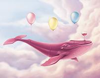 Мускатный кит