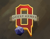 QUEST GAMES - BRAND
