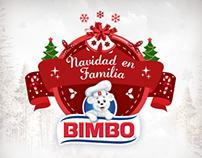 Landing Bimbo Colombia