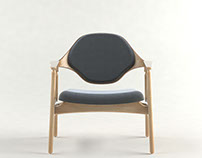 Magdalena lounge chair
