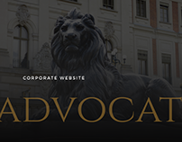 Law Firm Corporate Website
