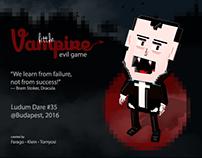 Little vampire - Video game design