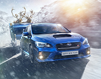 Subaru works