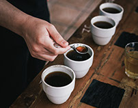 Aeropress Championship Coffee Cata
