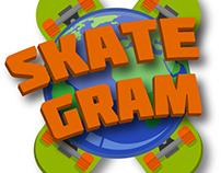 Skate Gram Logo