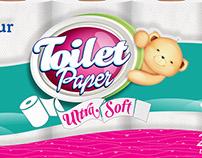 Carrefour Toilet Paper Concept