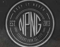 NPNG summer collection photoshoot