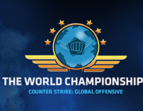 The World Championships Infographic
