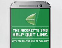 Nicorette - SMS Quit Assistant