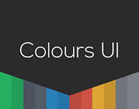 Colours UI ** DEPRECATED **