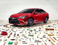 Toyota Camry Ads