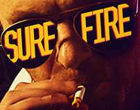 SURE FIRE - Short Film Key Art