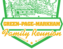 Green-Page-Markham Family Reunion