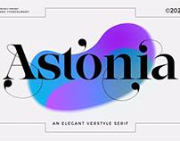 Astonia Typeface - Display Font