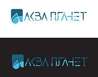 Akva Planet Logo