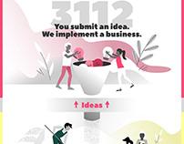 3112.work Illustration + Website