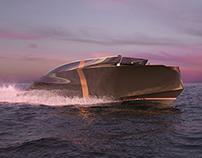 Lierna yacht , daily cruiser boat