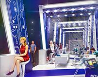 BSS Technologies / ADIPEC 2015 / UAE