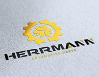 Herrmann - Brand Identity (automotive spare parts)
