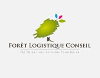 Forêt logistique Conseil design website