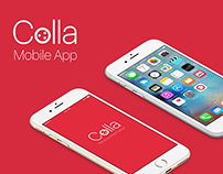 COLLA#Mobile App