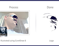 Logo Design Processing